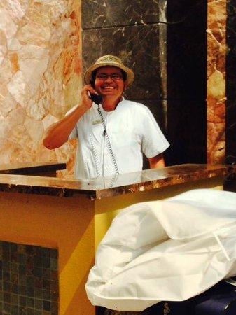 Garza Blanca Preserve, Resort & Spa: Great friendly staff!