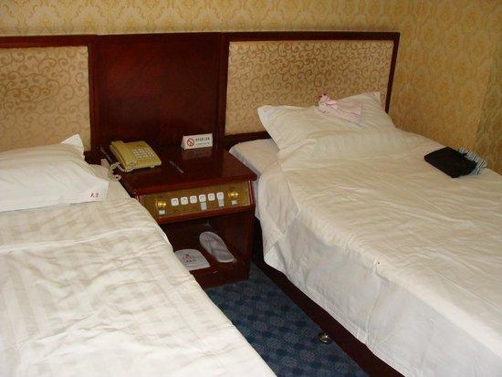 Wangfujing Dawan Hotel: Пекин 2013