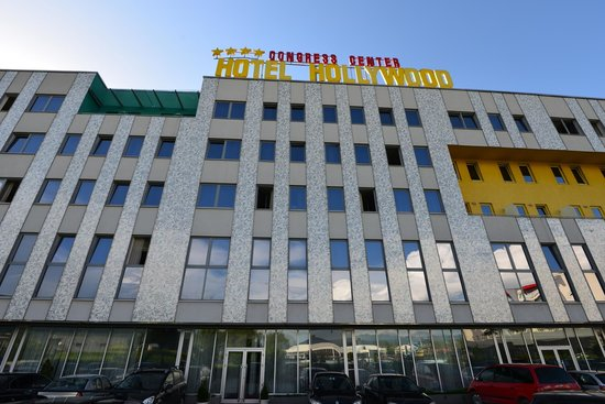 Hollywood Hotel Sarajevo : 外観