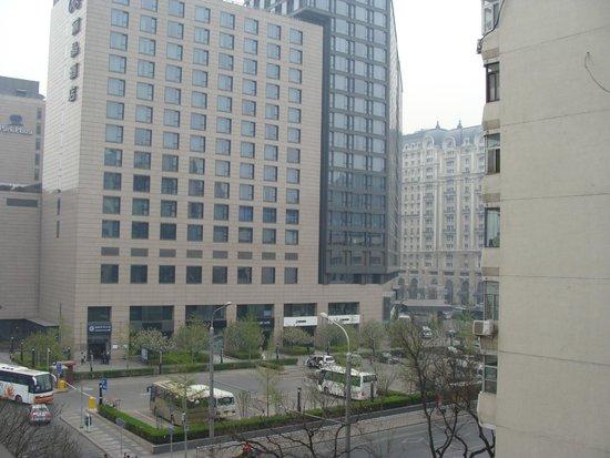 โรงแรมหวังฝูจิ่ง ต้าหว่าน: Пекин 2013