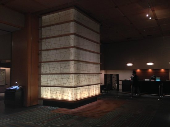 Hotel Niwa Tokyo : I loved seeing this every time I walked in!
