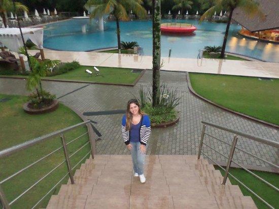 Recanto Cataratas Thermas Resort & Convention: Visual Piscina