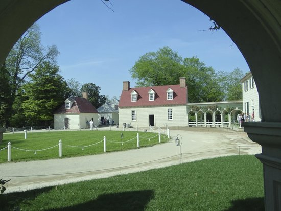 George Washington's Mount Vernon: More grounds near the mansion