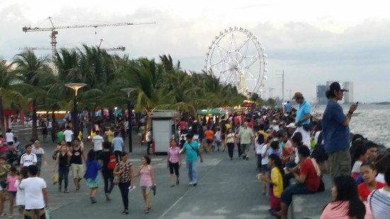 Manila Bay: 마닐라 베이 풍경