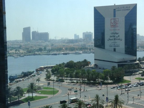 Samaya Hotel - Deira: From our window