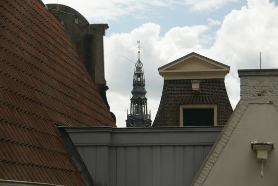 NH Collection Amsterdam Barbizon Palace: View from Room