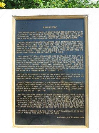 Rani Ki vav: Description