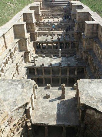 Rani Ki vav: View of structure