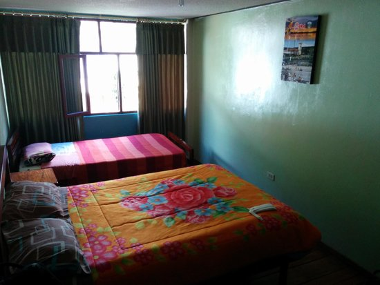 Hostal Princesa Maria: 3rd floor room