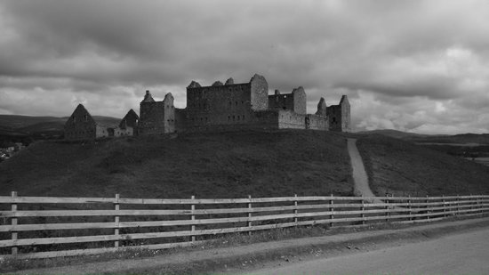 About Scotland: Barrack Ruins
