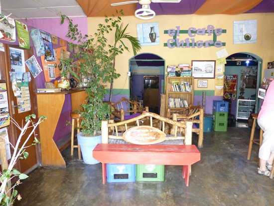 Cool Beans Cafe : Inside of cafe
