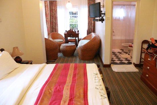 Glendower Hotel : Junior Suite Bedroom