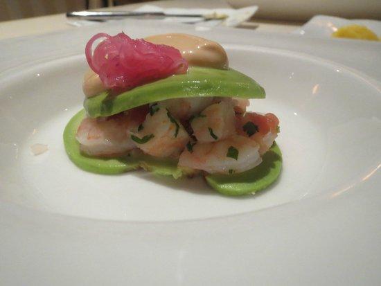 Sandos Cancun Luxury Resort: yum