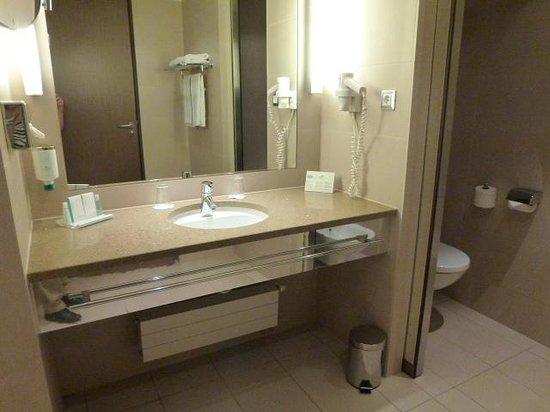 Austria Trend Hotel Savoyen Vienna: 洗面所