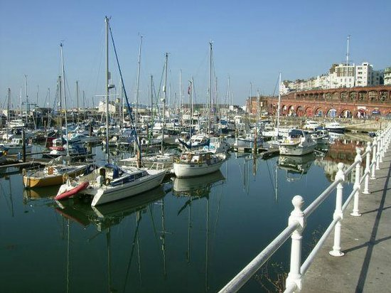 Ramsgate Royal Harbour & Marina: Visual