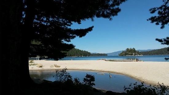 Emerald Bay State Park: Emerald Bay Lake Tahoe