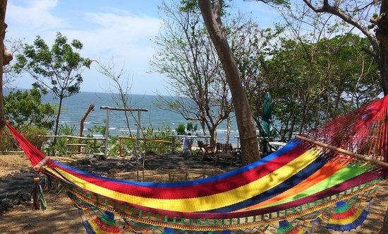 Xalli Ometepe Beach Hotel: Área Recreativa