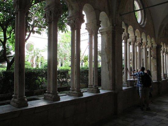 Franciscan Monastery: Cloister
