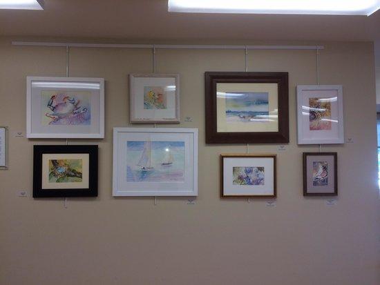 Art League of Ocean City: Spotlight gallery