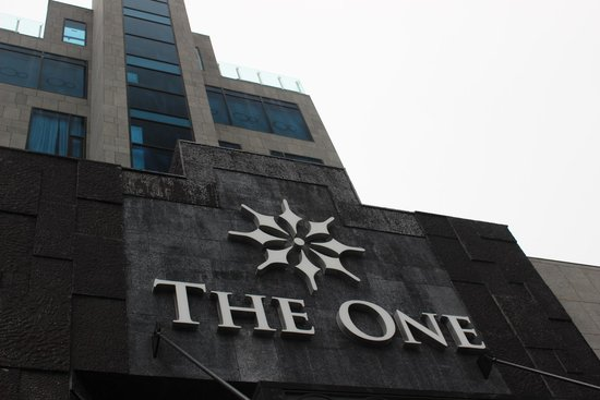 The One Boutique Hotel: Hotel