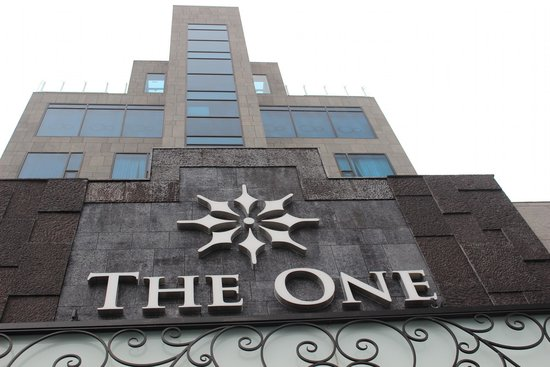 The One Boutique Hotel: street view