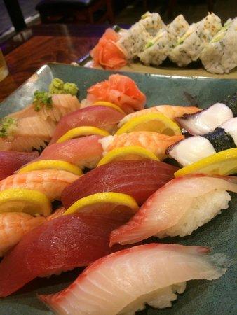 Sakura Teppanyaki and Sushi
