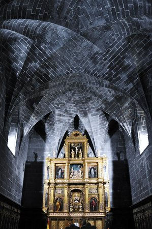 Convento de Santo Domingo: Capilla Real 2