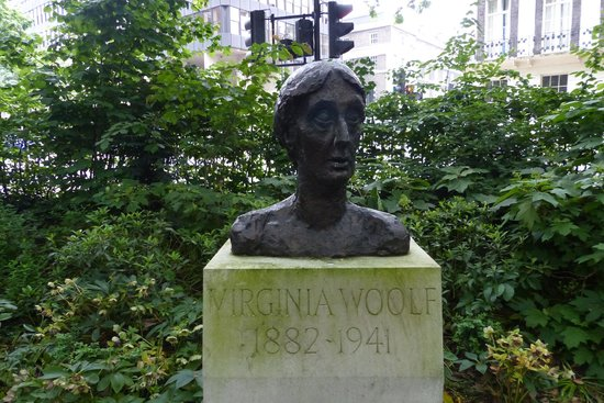 Tavistock Square: Virginia Woolf