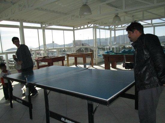 Mar de Canasvieiras Hotel & Eventos: Área de jogos