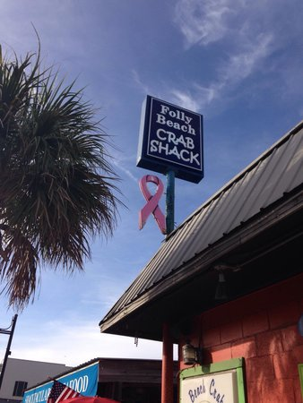 Folly Beach Crab Shack : FB CS