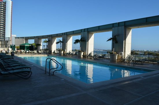 Manchester Grand Hyatt San Diego : Adults Only Pool