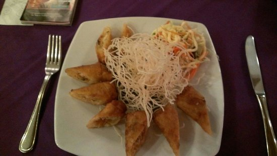 Access Resort & Villas : A snack from the restaurant