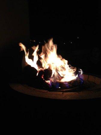 Manchester Grand Hyatt San Diego : Firepit