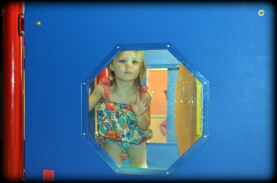 The Magic House: sid the science kid play house