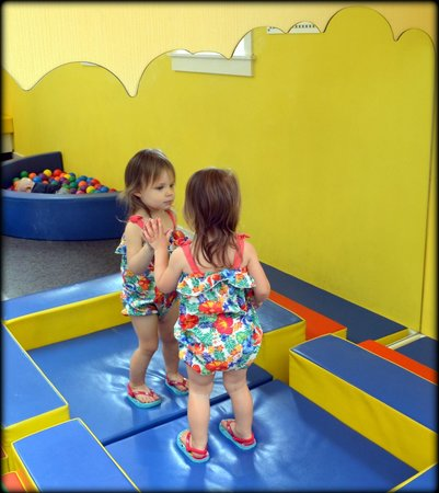 The Magic House : 0 to 2 year olds