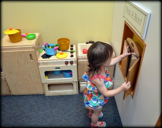 The Magic House: 0 to 2 year olds