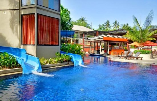Novotel Phuket Surin Beach Resort.