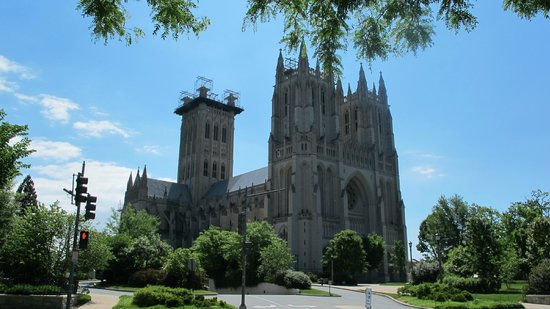 Washington National Cathedral: National Cathedral - exterior