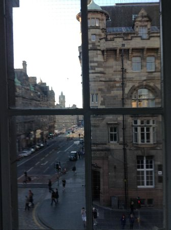 The Inn on the Mile: The view from our room