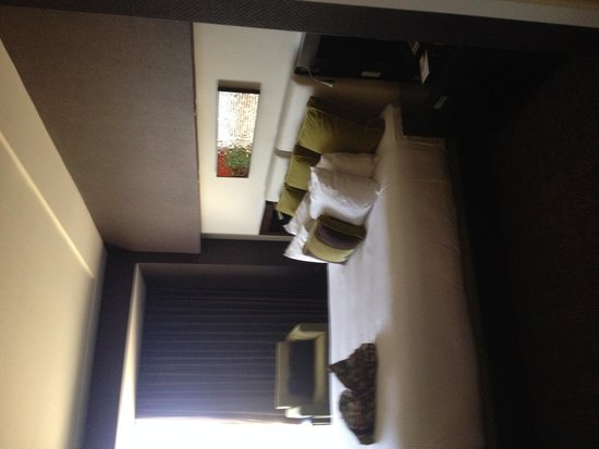 Red Rock Casino Resort & Spa: Bed area