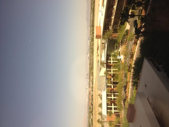 Red Rock Casino Resort & Spa: City View ( Much better than photo appears )