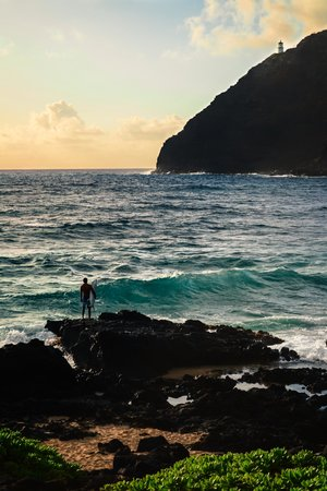 Oahu Photography Tours: Surfs up!