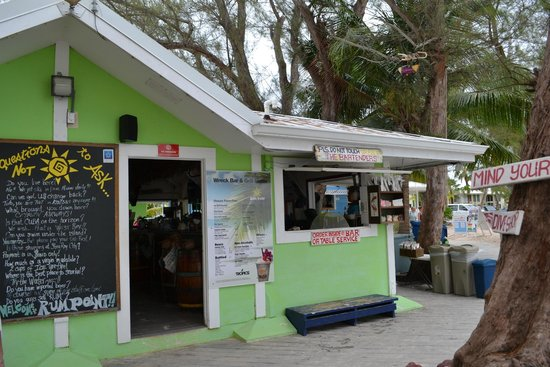 The Rum Point Club Restaurant: Rum Point Restaurant
