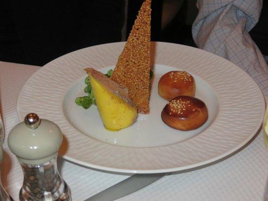 La Bonne Excuse: Foie gras