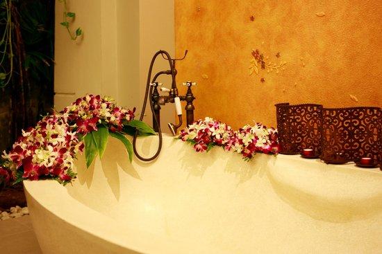 Burasari Resort: Honeymoon room