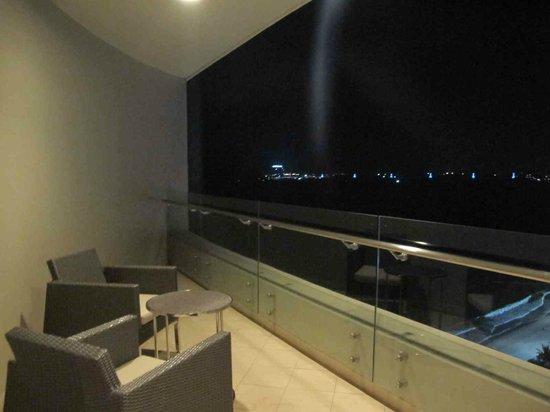 Sheraton Nha Trang Hotel and Spa: balcony