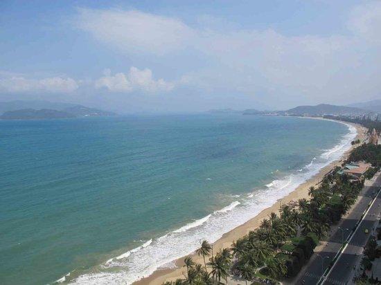 Sheraton Nha Trang Hotel and Spa: view from balcony day