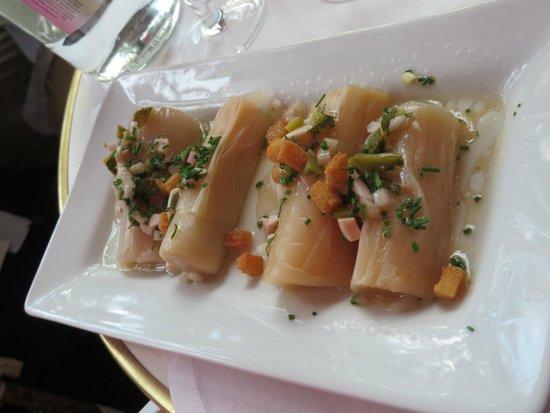 Le Petit Medicis: Delicious leeks