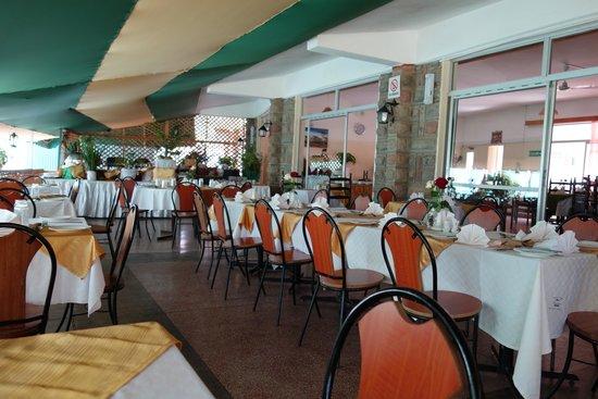 Lake Bogoria Spa Resort: レストラン