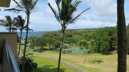 The Ritz-Carlton, Kapalua: View from the